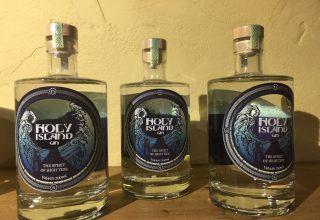 Holy Island Gin