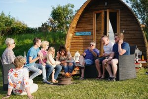 glamping in the north east england